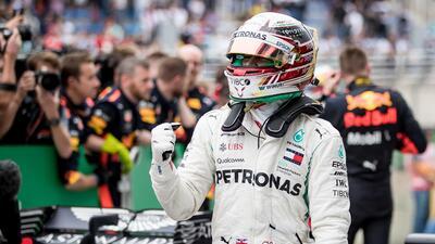 Hamilton se muestra escéptico sobre el nuevo Gran Premio de Vietnam