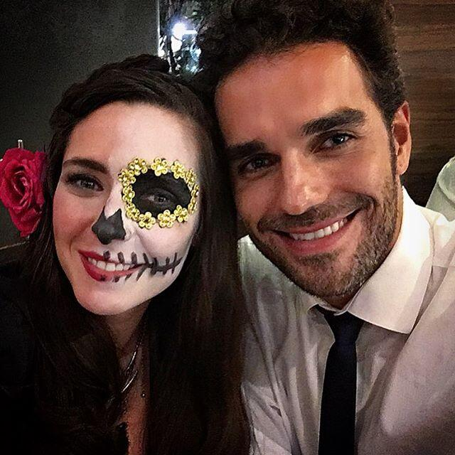 ¡José Ron le desea lo mejor a Ariadne Díaz por su embarazo!