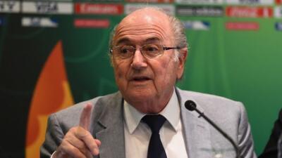 El presidente de la FIFA se opone a que el conflicto de Rusia con Ucrani...