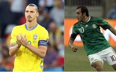 El sueco y el mexicanotienen en común algo más que su tale...