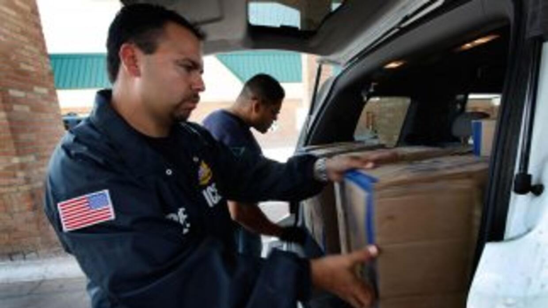 La propuesta señala que agentes aduanales extranjeros puedan estar armad...