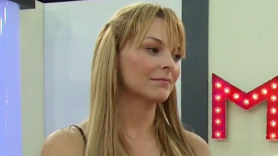 Marjorie de Sousa está fastidiada por su pelea con Julián...