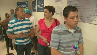 Vence plazo para los salvadoreños amparados por el estatus de protección...