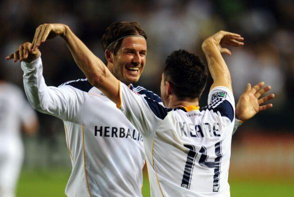 David Beckham consiguió su pareja de baile ideal en la MLS con la llegad...