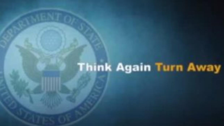 Imagen tomada del video del Departamento de Estado de EEUU.