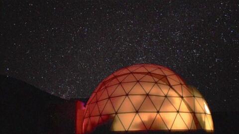 ¿Cómo sería vivir en Marte?, seis voluntarios han vivido la experiencia