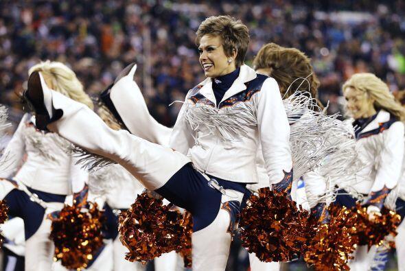 Aunque los Broncos cayeron de forma estrepitosa en el Super Bowl ante Se...