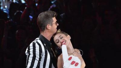 Miley nos dejó impactados con su participación en los MTV Video Music Aw...