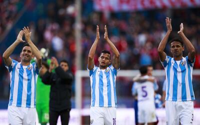 Málaga vs. Las Palmas