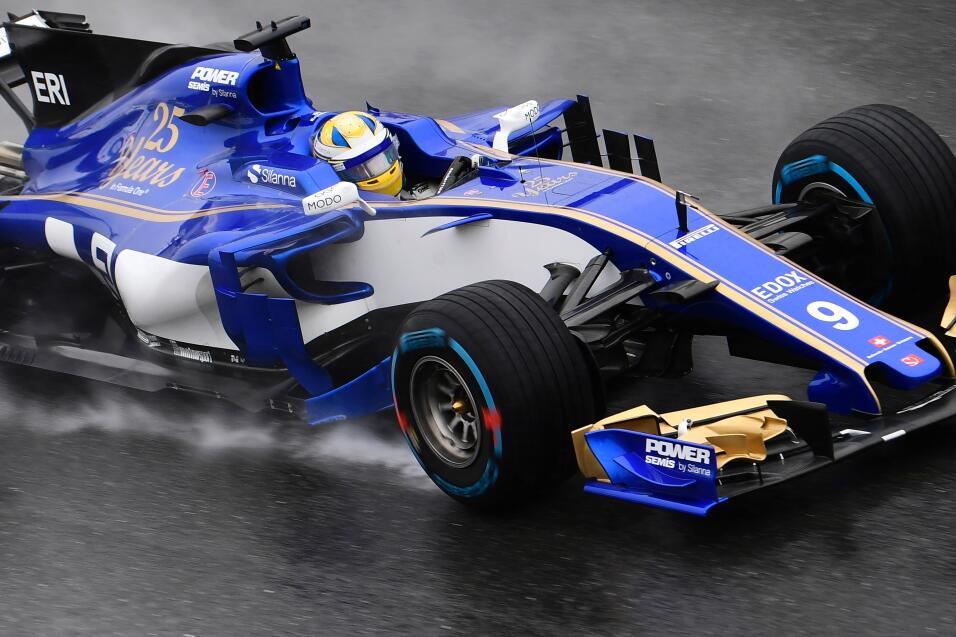 18. Marcus Ericsson (Sauber) - Mejor tiempo: 1:41.732 / 11 vueltas