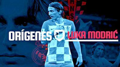 La carrera futbolística del actual mejor jugador del planeta: Luka Modrić