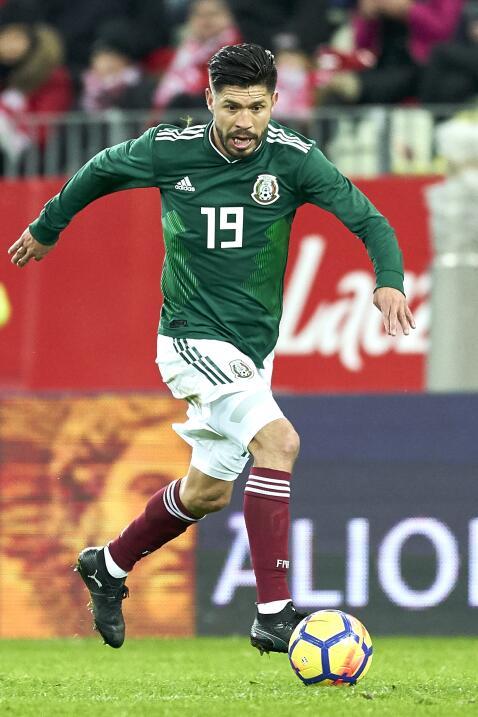 Oribe Peralta (América) - 60 partidos jugados (11 con Méxi...