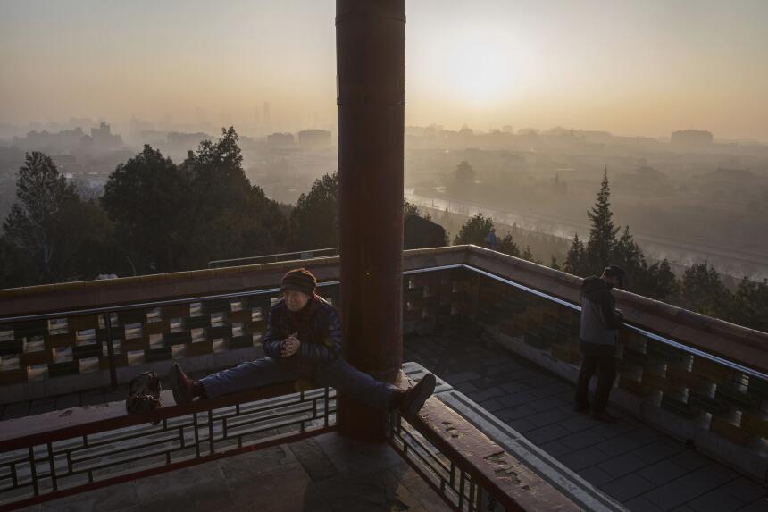 Contaminación en Pekín: nueva alerta roja pekin5.jpg