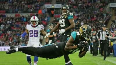 Jaguars 34-31 Bills: Bortles y Hurns consumaron 1er triunfo de Jaguars e...