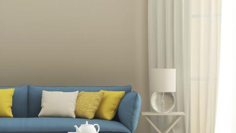 Las cortinas son uno elementos clave para darle a la sala una cara disti...