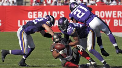 Highlights Semana 8: Minnesota Vikings vs. Tampa Bay Buccaneers‎