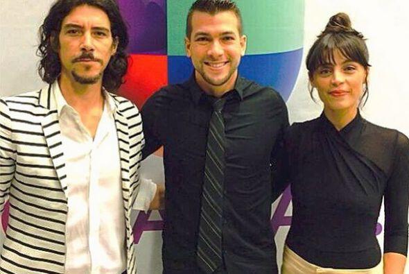 """""""#OscarJaenada e #IlseSalas, protagonistas de #Cantinflas. Pronto les co..."""