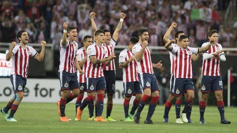 Chivas va por primera vez al Mundial de Clubes.