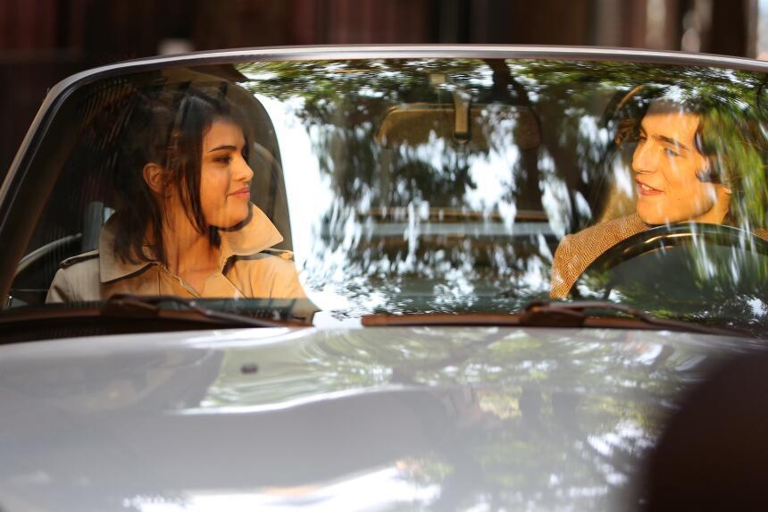 Que nadie invente, pues Selena Gomez y Timothée Chalamet sí estaban junt...
