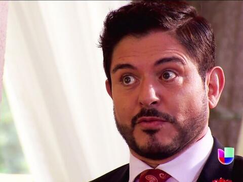 Te pasas Santiago, sólo quieres usar a los Carmona para salir de...