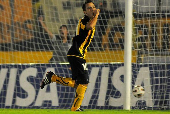 El `aurinegro` apunta a volver al podio de la Libertadores, el triunfo d...