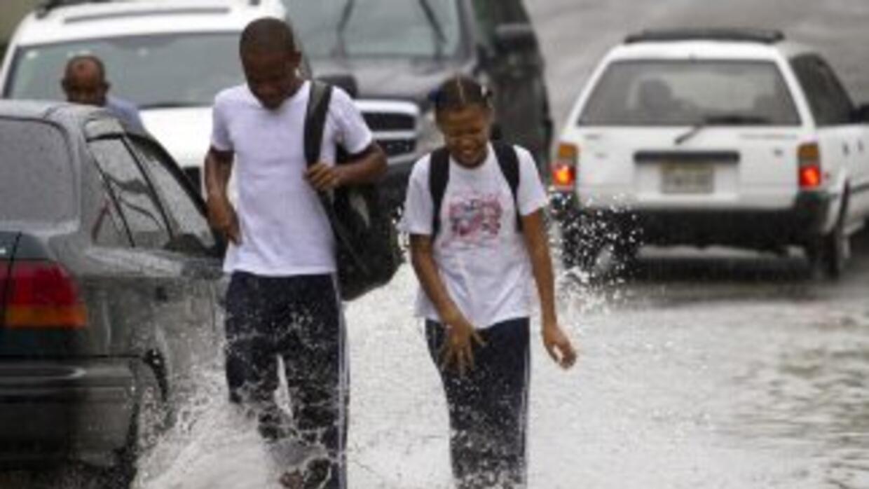 Siete provincias de la República Dominicana se encuentran en alerta verd...