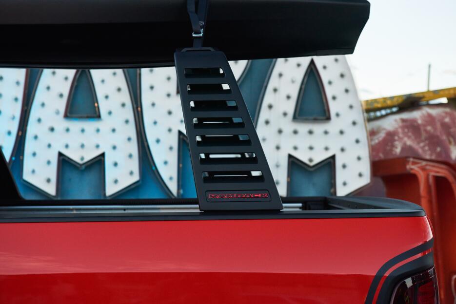 Ram Macho Power Wagon