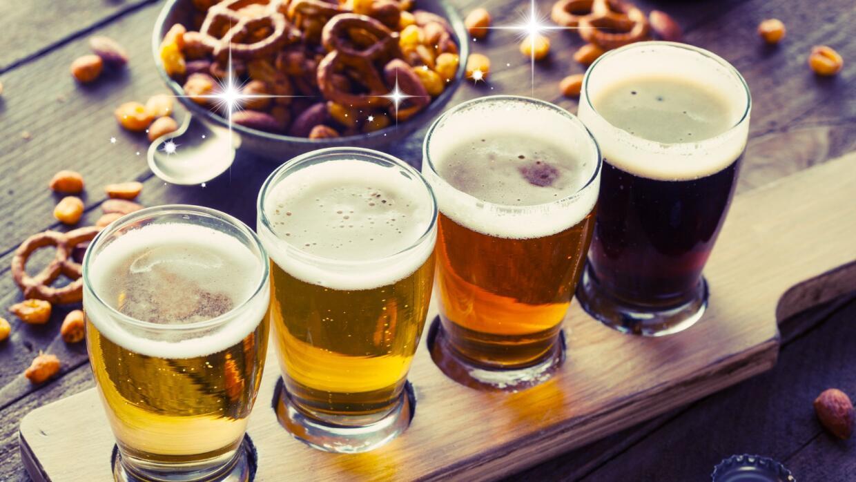 Disfruta del #SB50 con las mejores cervezas artesanales.