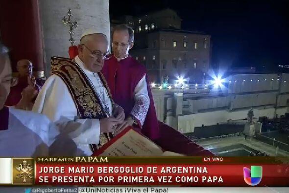Ha pasado casi toda su carrera en Argentina supervisando templos y curas...