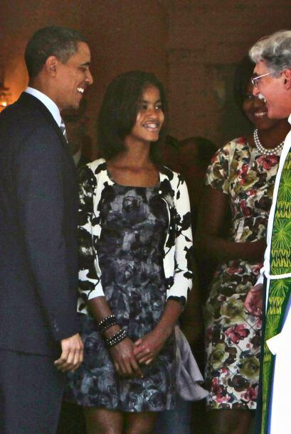 El presidente tan sólo había asistido hasta ahora en tres ocasiones dura...