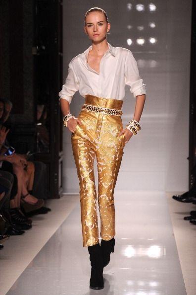 Una moda muy 'chic'  y súper vanguardista que fue ideal para todas las e...