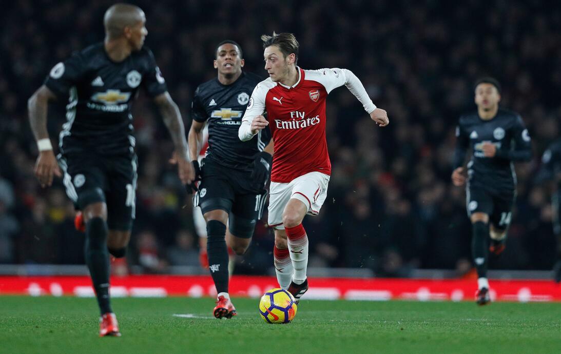 29 de abril - Manchester United Vs. Arsenal (Premier League)