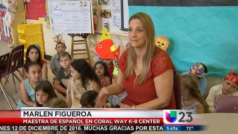 Club de Libros: Coral Way K-8 Center
