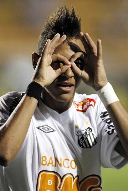 El Santos pasó a octavos de final de la Libertadores con una victoria po...