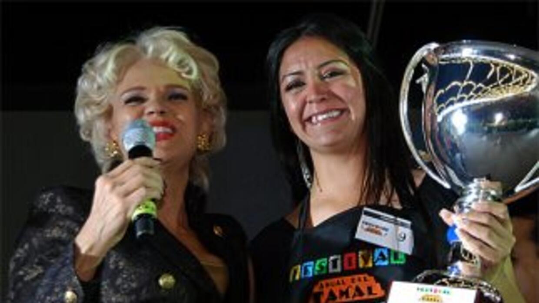 Wendy Olguín de Durango, ganó el Cuarto Festival Anual del Tamal inspira...