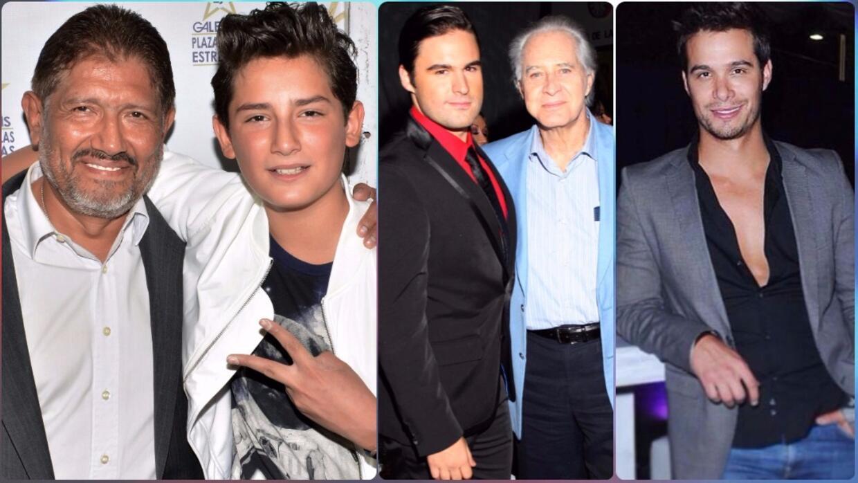 Estos 16 hijos de famosos siguieron los pasos de sus padres
