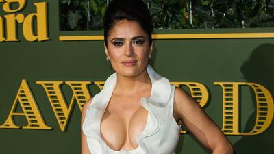 Salma Hayek y el 'nocaut' por romance con una leyenda deportiva