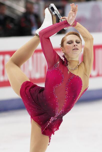 La interpretación de la rusa Ksenia Makarova arrebató aplausos de los pr...