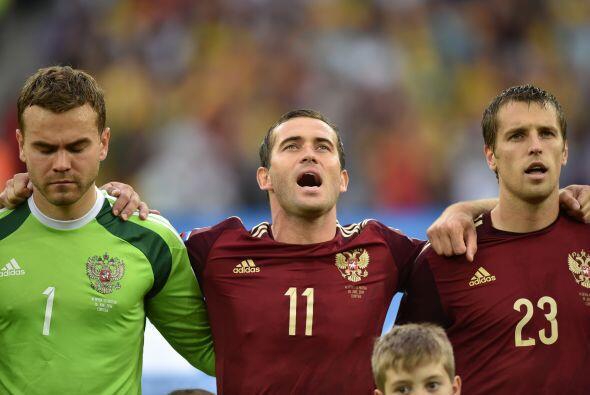 La Rusia de Fabio Capello tuvo una grata presentación en la eliminatoria...