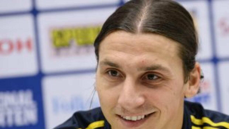 Zlatan se jacta de contar con el nivel más alto en lo que va de su exito...