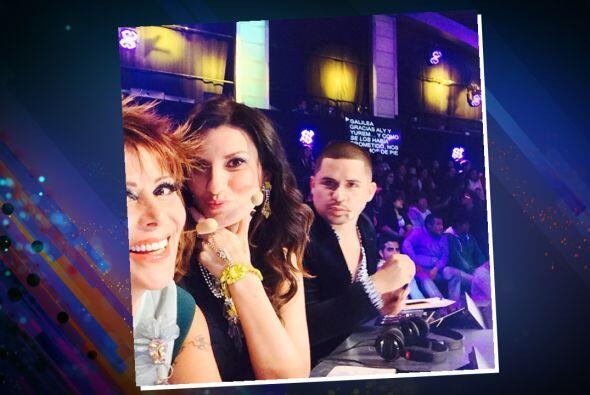 Esta noche con Laura Pausini, jueces y capitanes tuvieron sus encontrone...