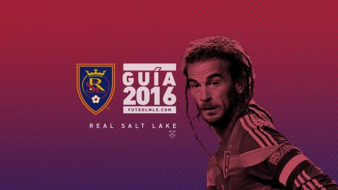 Real Salt Lake 2016 guia