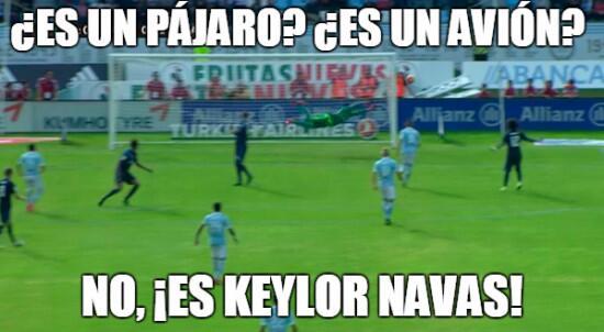 Keylor Navas memes