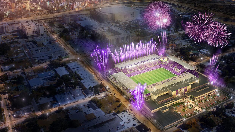 Orlando City SC nuevo estadio