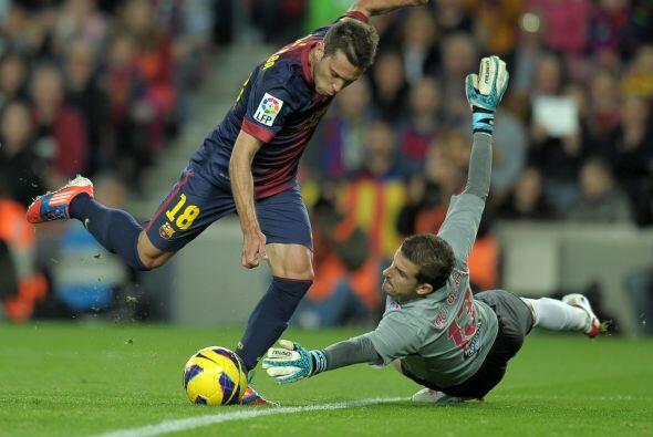 El futbolista del Barcelona parece haber encontrado su ritmo de juego y...
