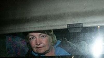 """Israel expulsa a los pasajeros y la tripulación del mercante """"Rachel Cor..."""