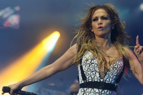Hace unos días la cantante se presentó en Rabat, Marruecos en el Festiva...