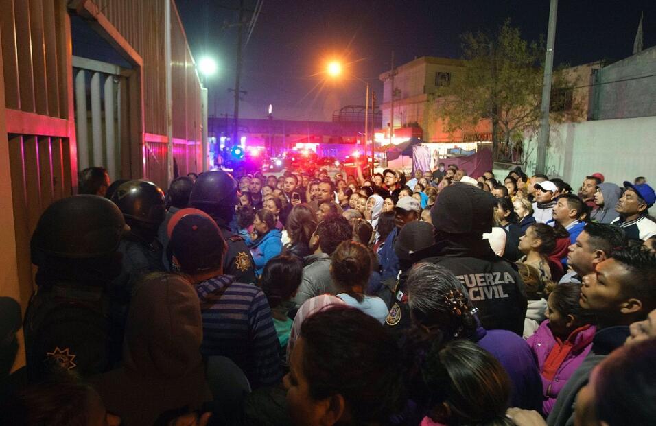 Motín en el penal de Monterrey donde murieron decenas de muertes