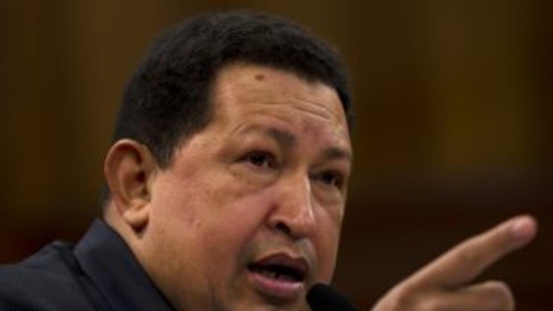 Hugo Chávez viajó el martes 27 de noviembre a la ciudad de La Habana.