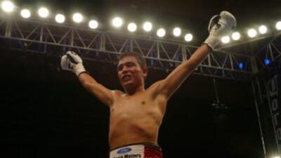 'Goofi' Montes en busca del cinturón mundial (Foto: HG Boxing)